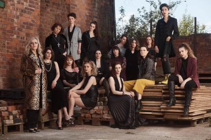 Cast of Romeo and Juliet. Credit Tom Barker.
